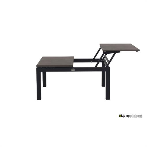 APPLE BEE Pebble Beach Coffe Table 90x90x40/60 2019