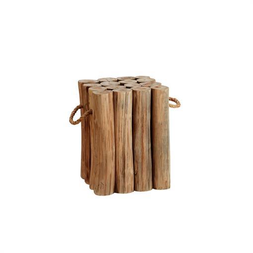 APPLE BEE Twiggy Side Table/Stool 45*35*35