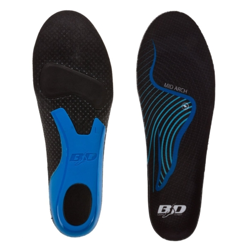 BOOTDOC BD Insoles STABILITY 7 Mid Arch 2019