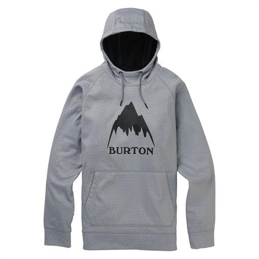 BURTON Crown Bonded Pullover Hoodie 2019