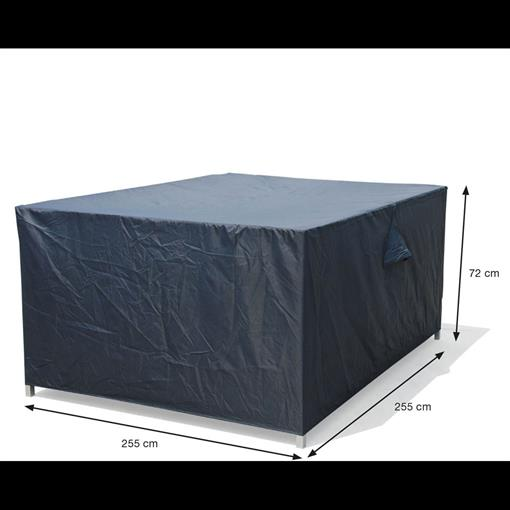 COVERIT loungeset hoes 255x255xH72 2020
