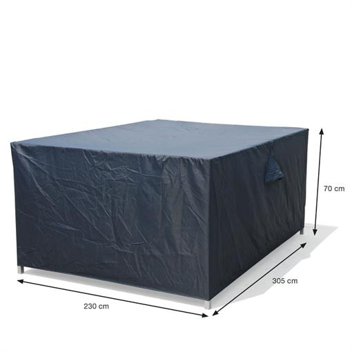 COVERIT Rooty loungeset hoes 305x230xH70