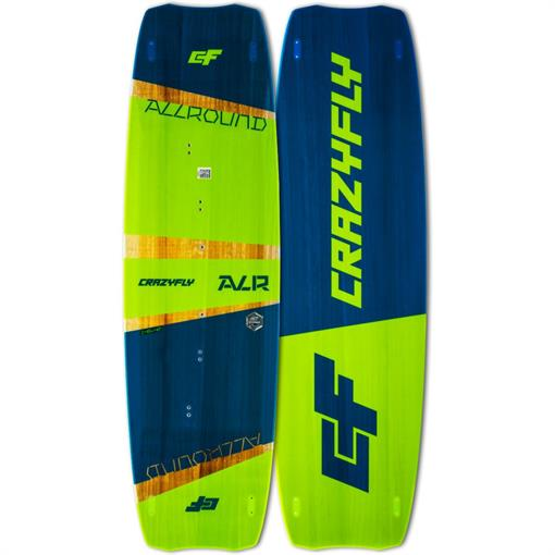 CRAZY FLY Allround board only 2019