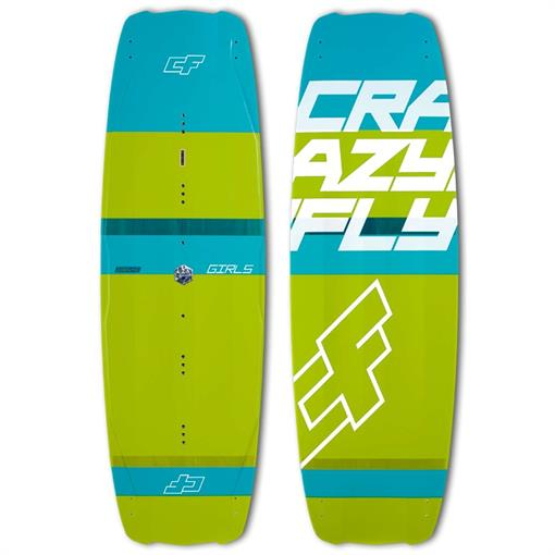 CRAZY FLY Girls board only 2017