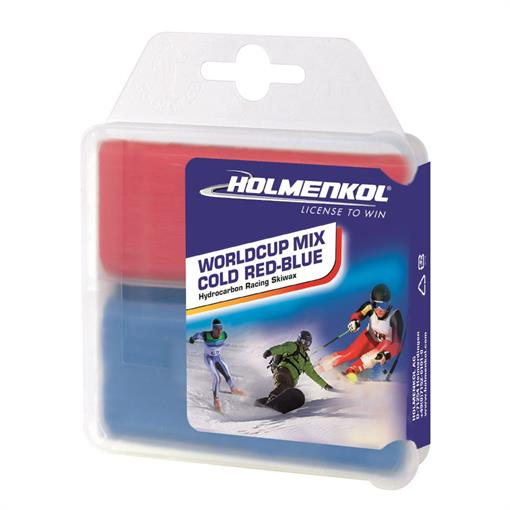 HOLMENKOL Worldcup Mix COLD 2x35g 2019