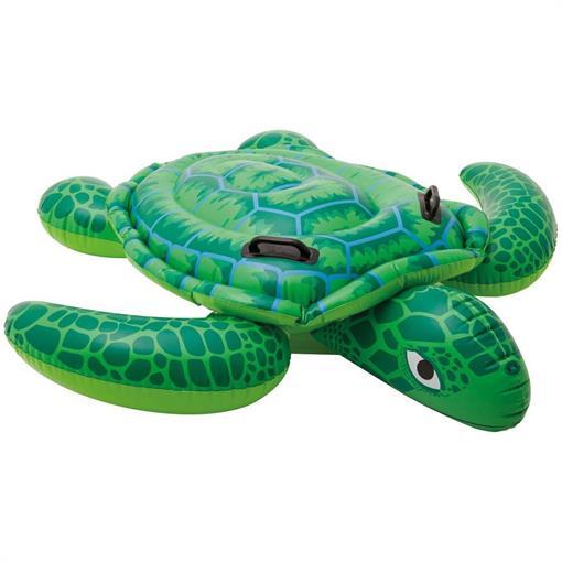 HOT SPORTS+TOYS Opblaasbare schildpad 150 x 127 cm