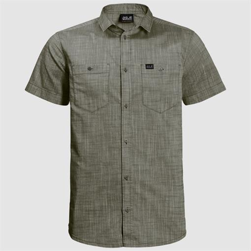 JACK WOLFSKIN EMERALD LAKE SHIRT M 2020
