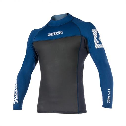 MYSTIC Star L/S Vest Neoprene 2mm 2020 Stockbase