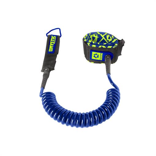 MYSTIC SUP Coiled Leash 2020 Stockbase