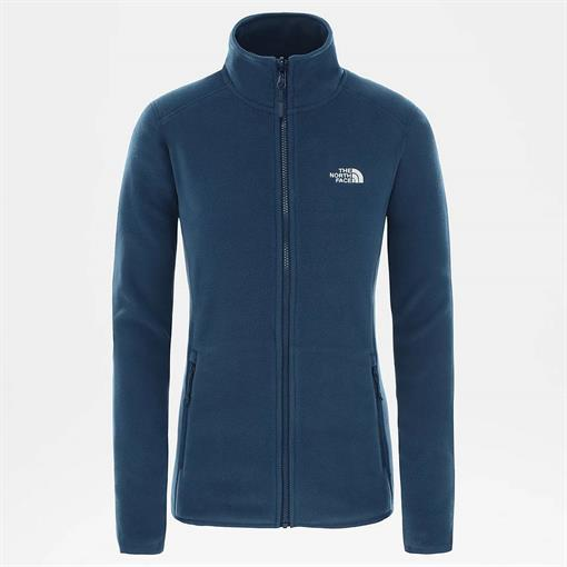 NORTHFACE W 100 GLACIER FULL ZIP