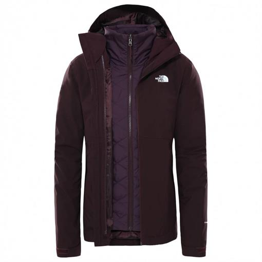 NORTHFACE Women's Carto Triclimate Jacket