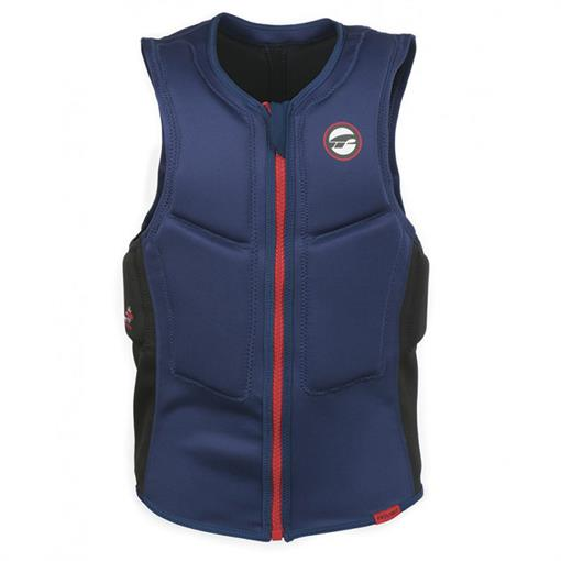 PRO LIMIT Slider Vest Half Padded FZ