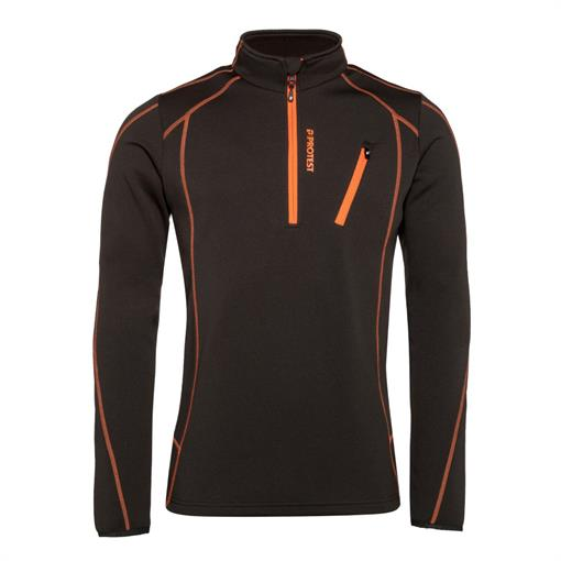 PROTEST HUMANY 1/4 zip top 2019