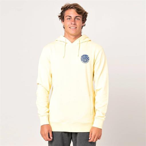 RIPCURL OS HOODED POP OVER PRINT