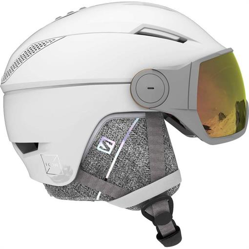 SALOMON ICON 2 VISOR 2 PHOTO