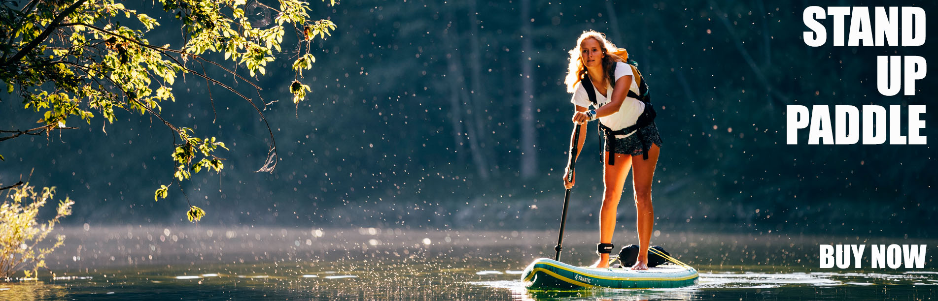 SUMMER STAND UP PADDLE 2021