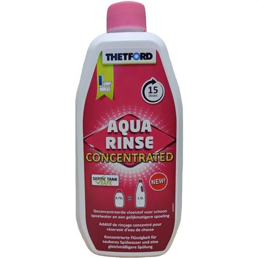 THETFORD Aqua Rinse Concentrated toiletvloeistof 750 ml 2020