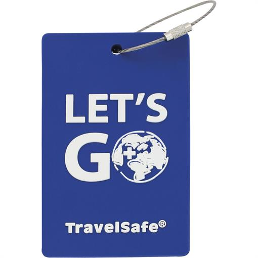 TRAVELSAFE BAGAGE LABELS 2019