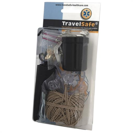 TRAVELSAFE Mosquitonet mounting set 2019