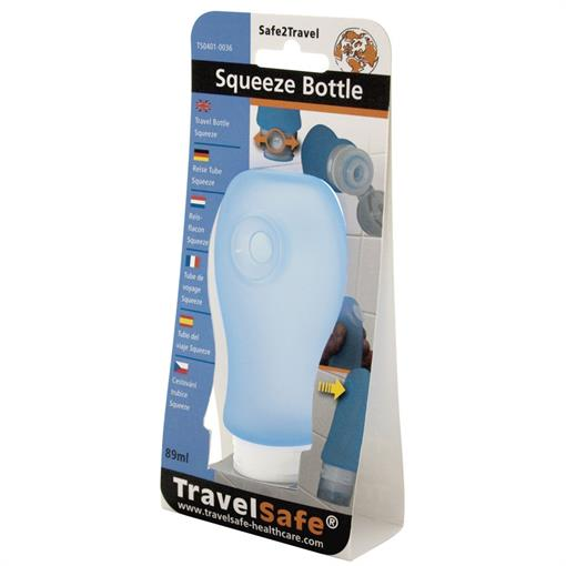 TRAVELSAFE TravelSqueeze bottle 90ml 2019