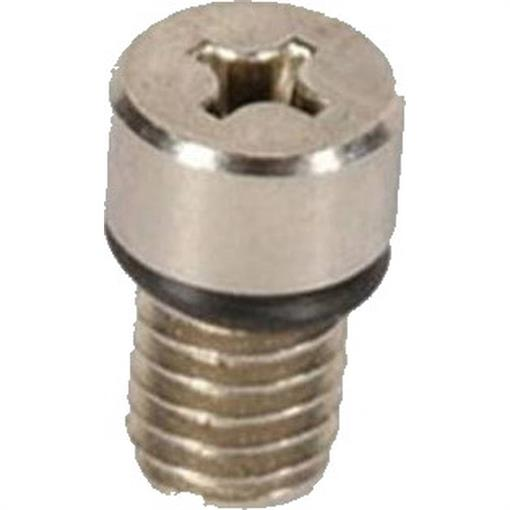 UNIFIBER air screw vent with O-ring